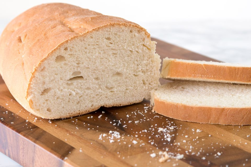 Reasons Your Homemade Bread Is Too Crumbly