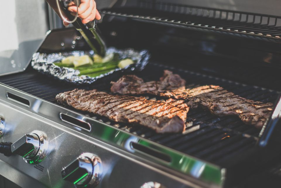Gas Grill Maintenance And Cleaning