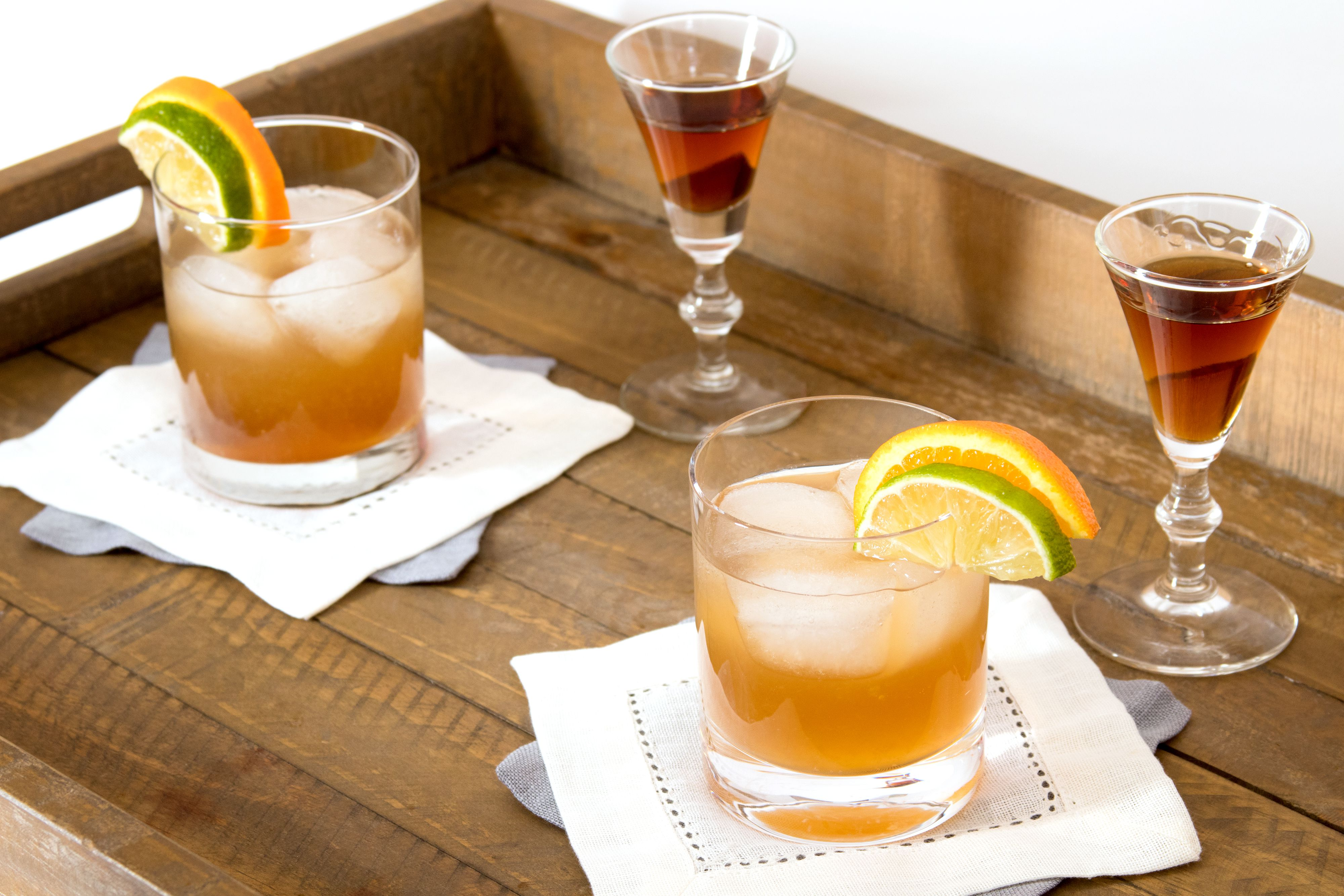 Give Your Margarita an Italian Spin With a Shot of Amaretto