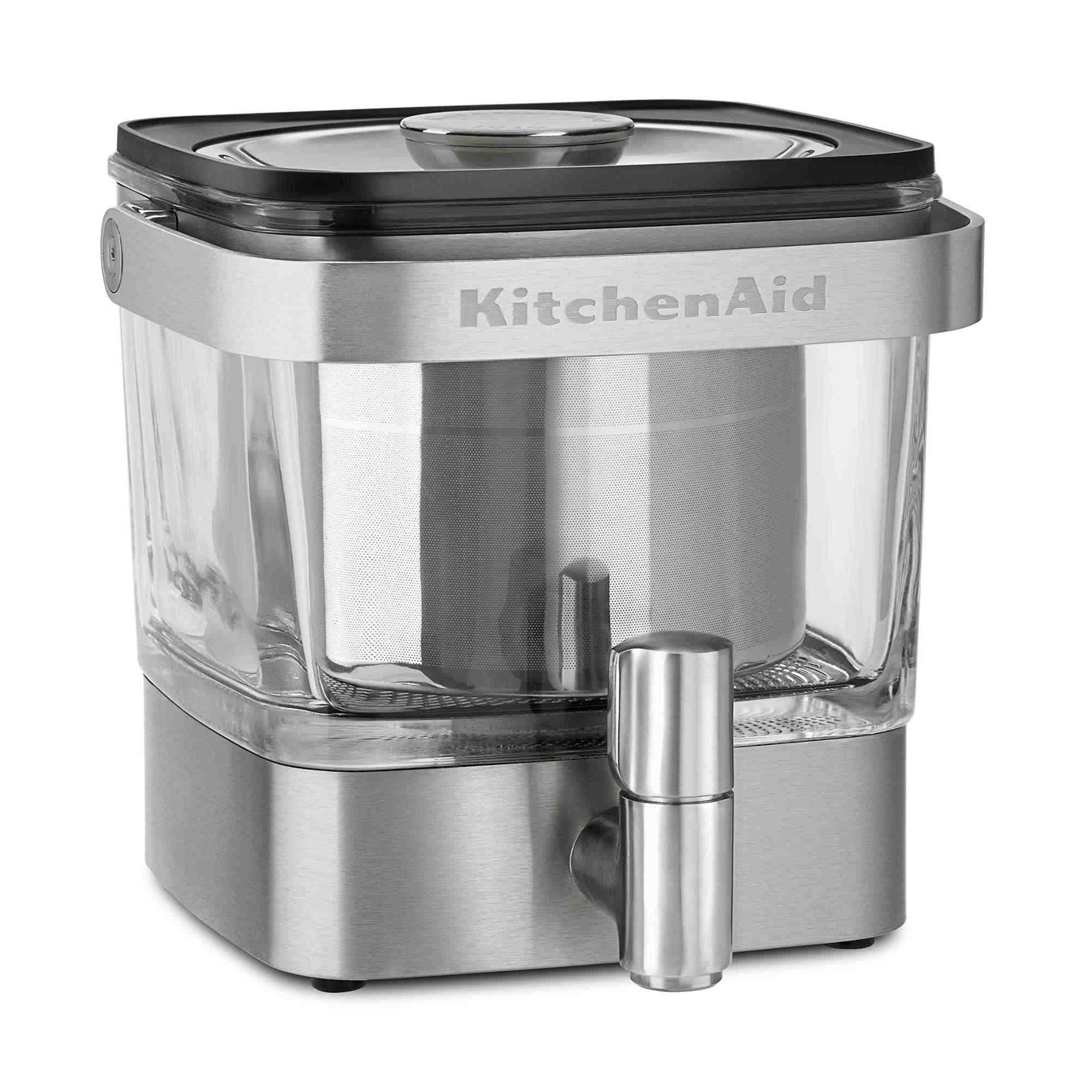 Best For Large Quantities KitchenAid Cold Brew Coffee Maker
