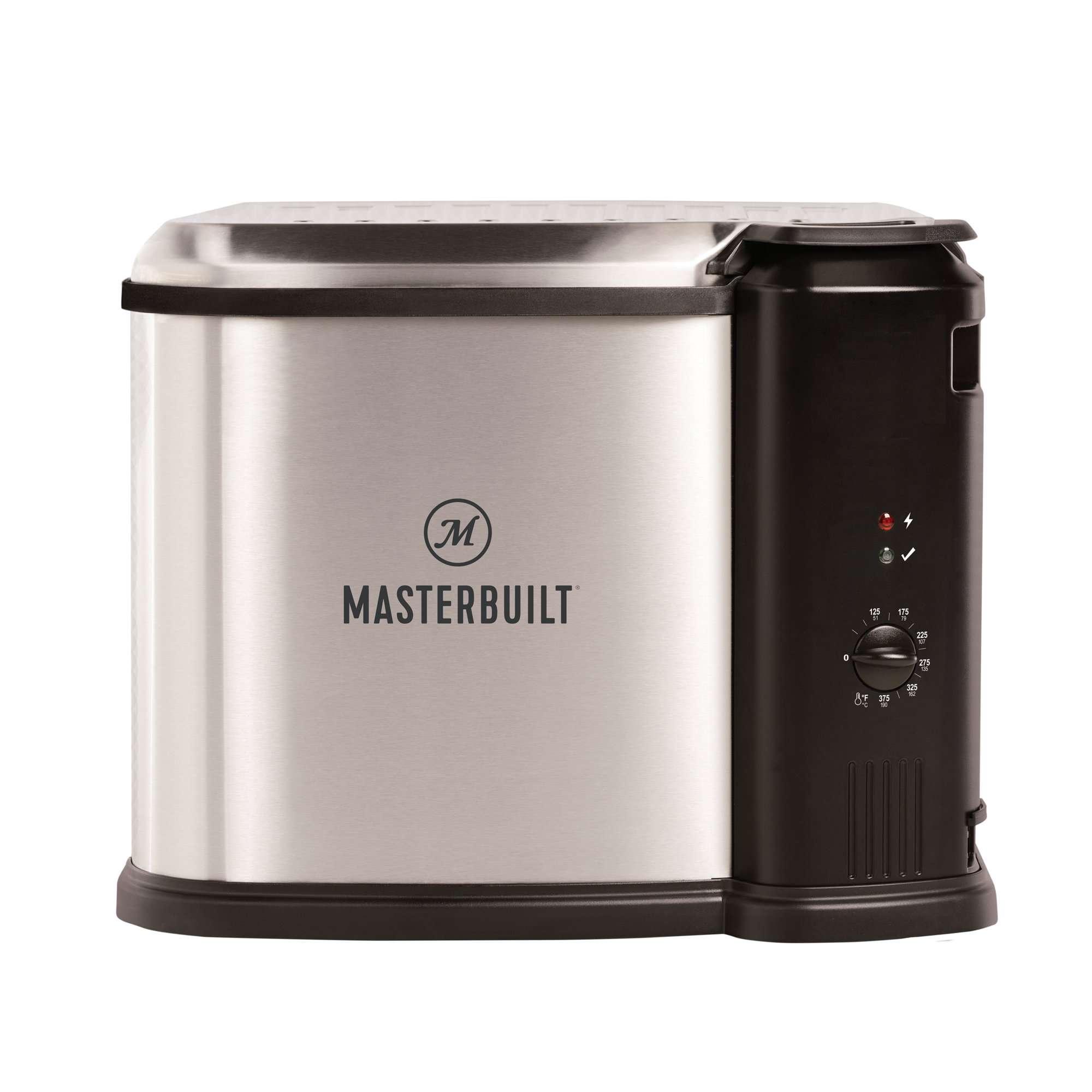 Masterbuilt MB20012420 Electric Fryer Boiler Steamer