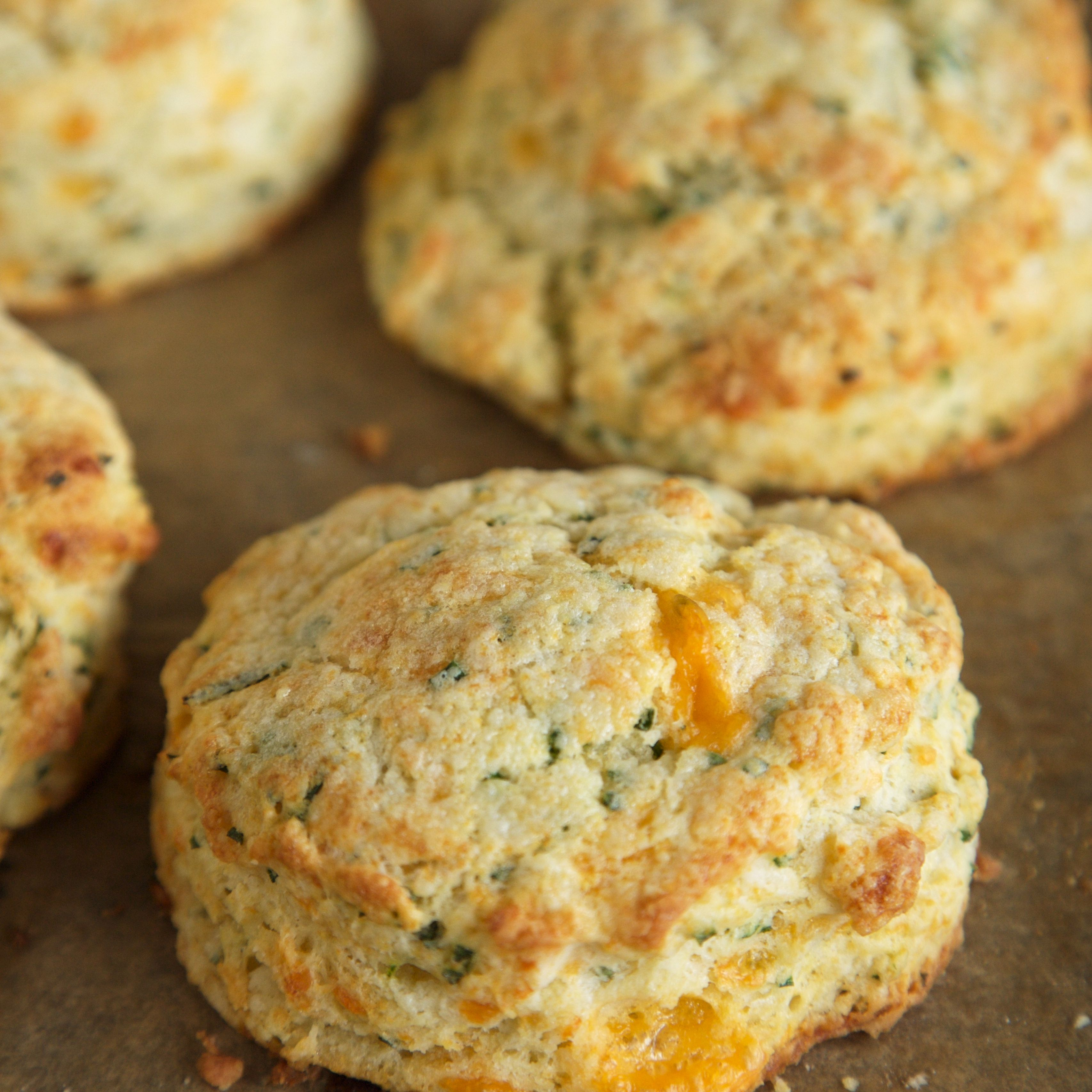 Paleo Biscuits With Almond Flour and Honey