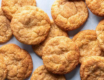 Snickerdoodle Cookies
