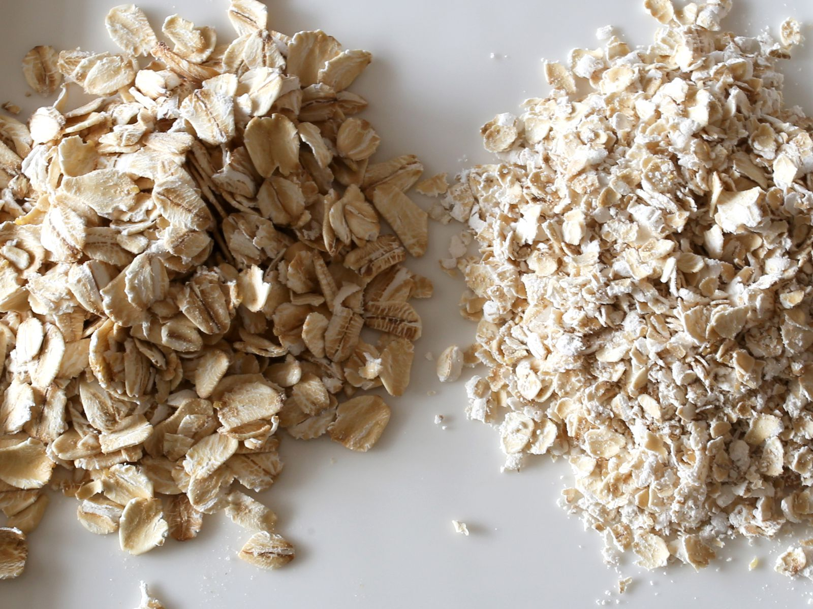 Differences Between Rolled, Steel-Cut, and Instant Oats