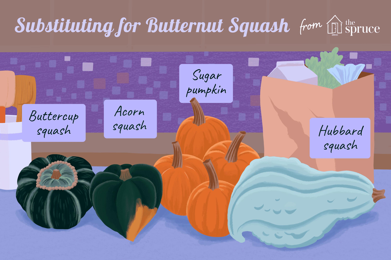 butternut squash substitute
