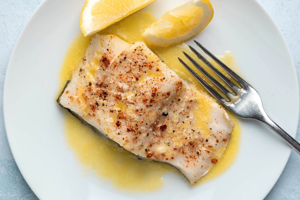 Easy Baked Chilean Sea Bass