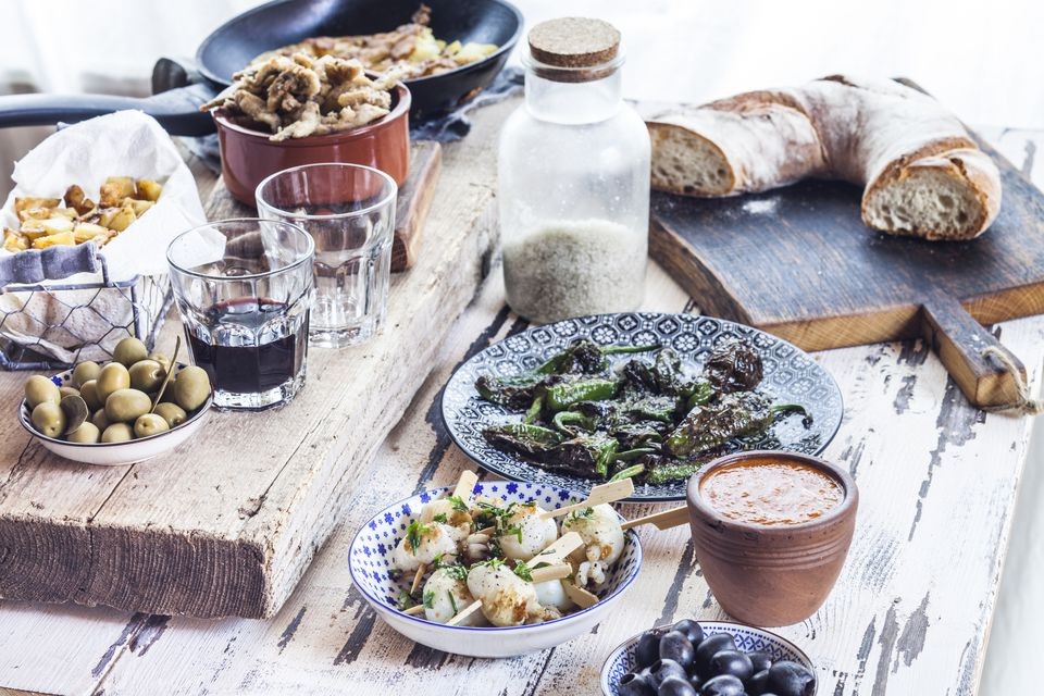14 spanish and latin american dishes for brunch forumfinder Images