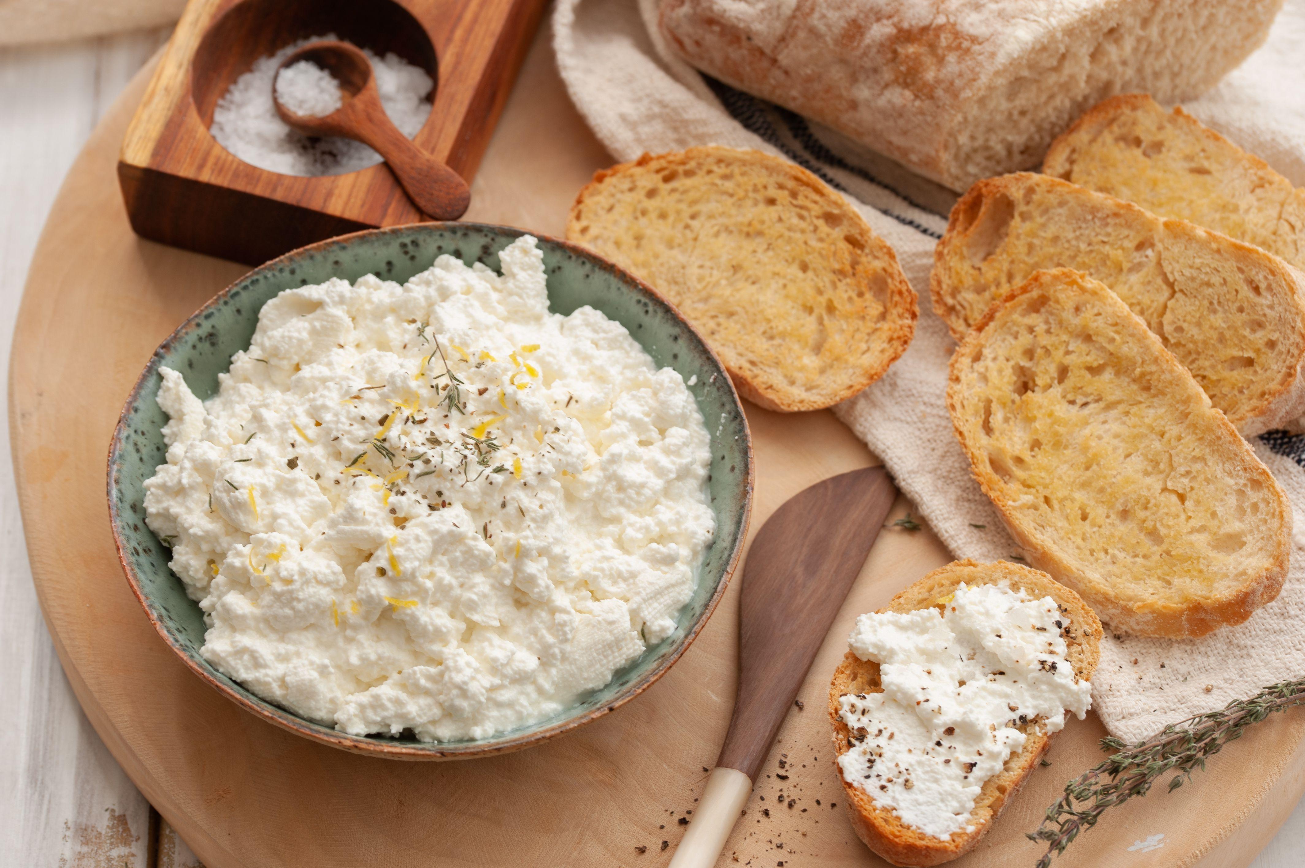 ricotta cheese recipe homemade