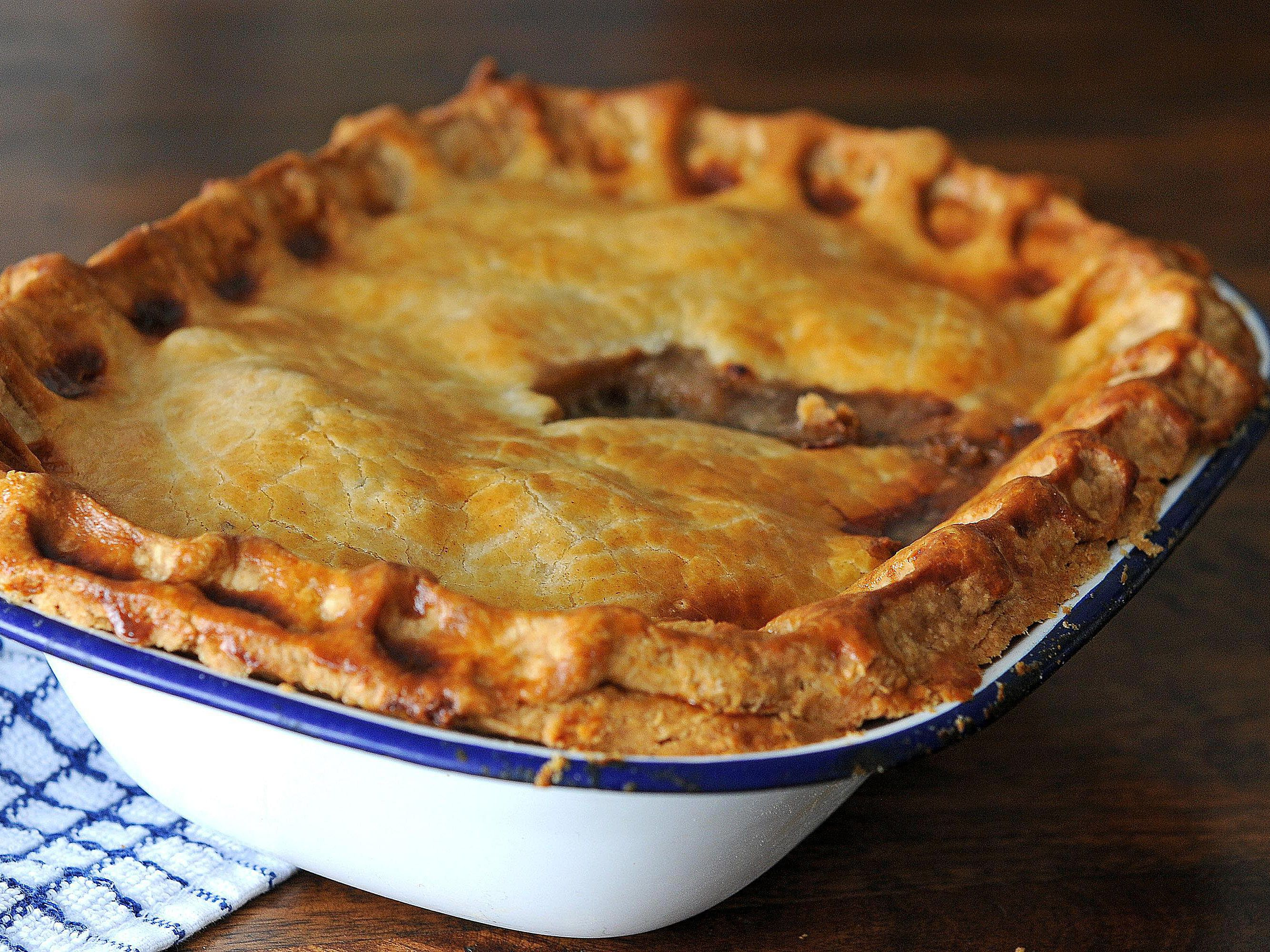 Scottish Steak And Ale Pie Recipe