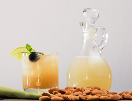 Orgeat Syrup and Mai Tai Cocktail