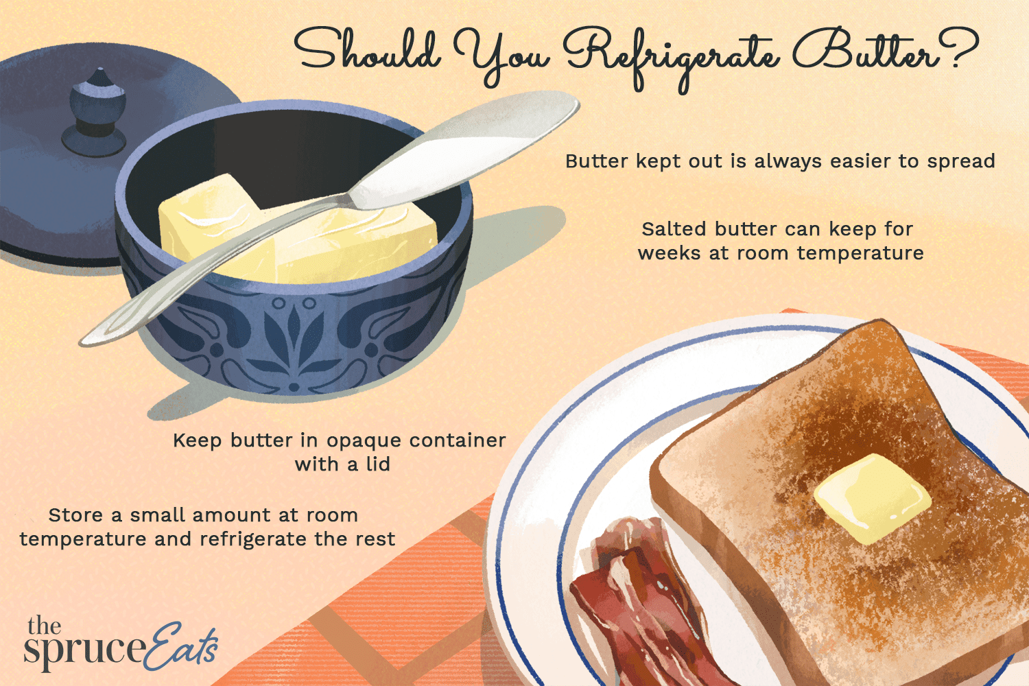 Do You REALLY Have to Refrigerate Butter?