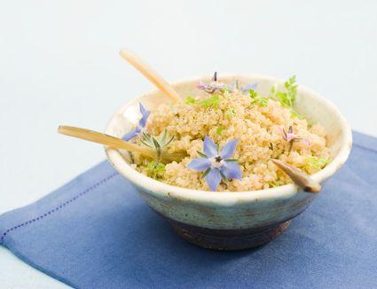 alimentos vegetarianos que es la quinoa