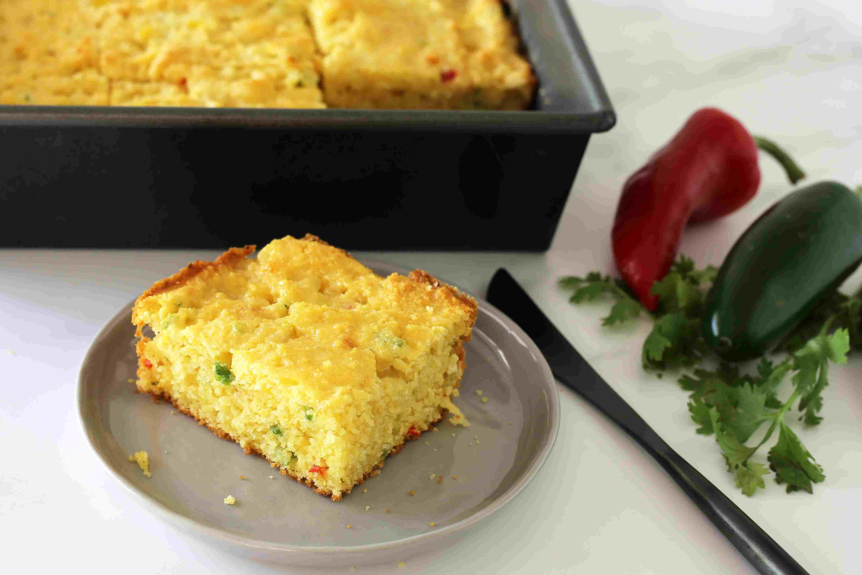 buttermilk jalapeno cornbread