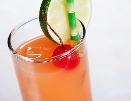 Spiced Silver Bell Cocktail