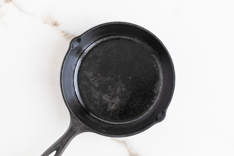 preheat pan