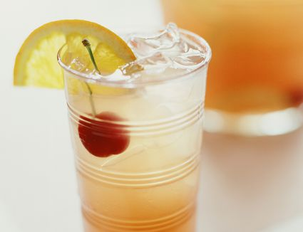 Snow Ball Cocktail