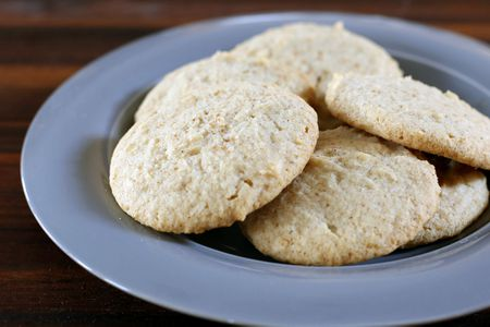 Spiced Eggnog Cookies Recipe