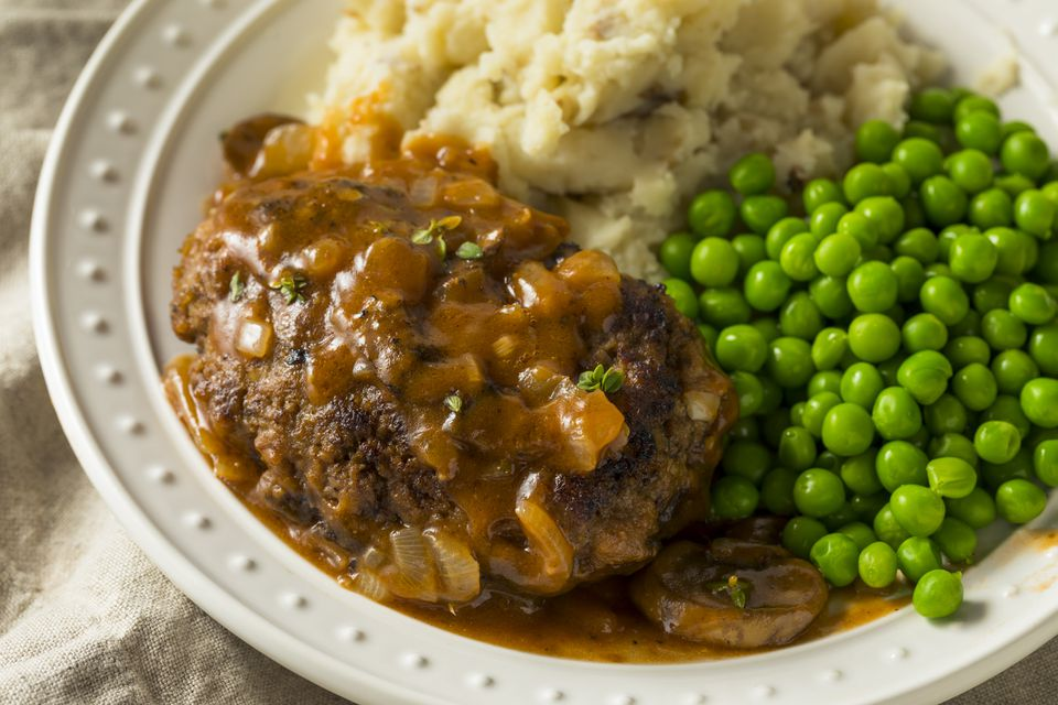 Stovetop Salisbury Steak