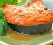 Lemongrass Grilled Salmon