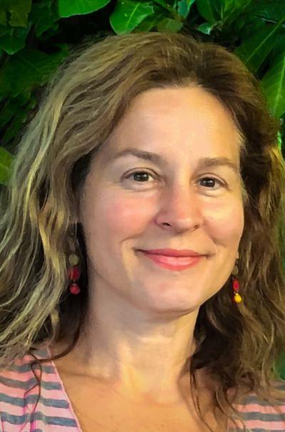 Writer Sarah Vanbuskirk