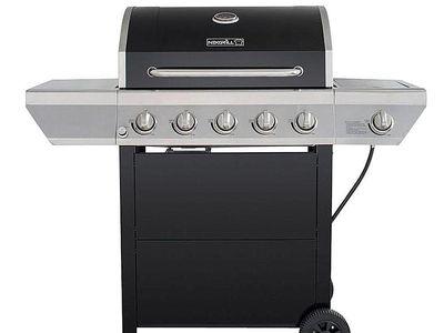 Nexgrill Gasgrill Test : Nexgrill burner model h gas grill review