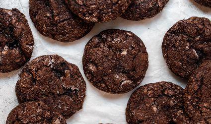 german chocolate cookie hero