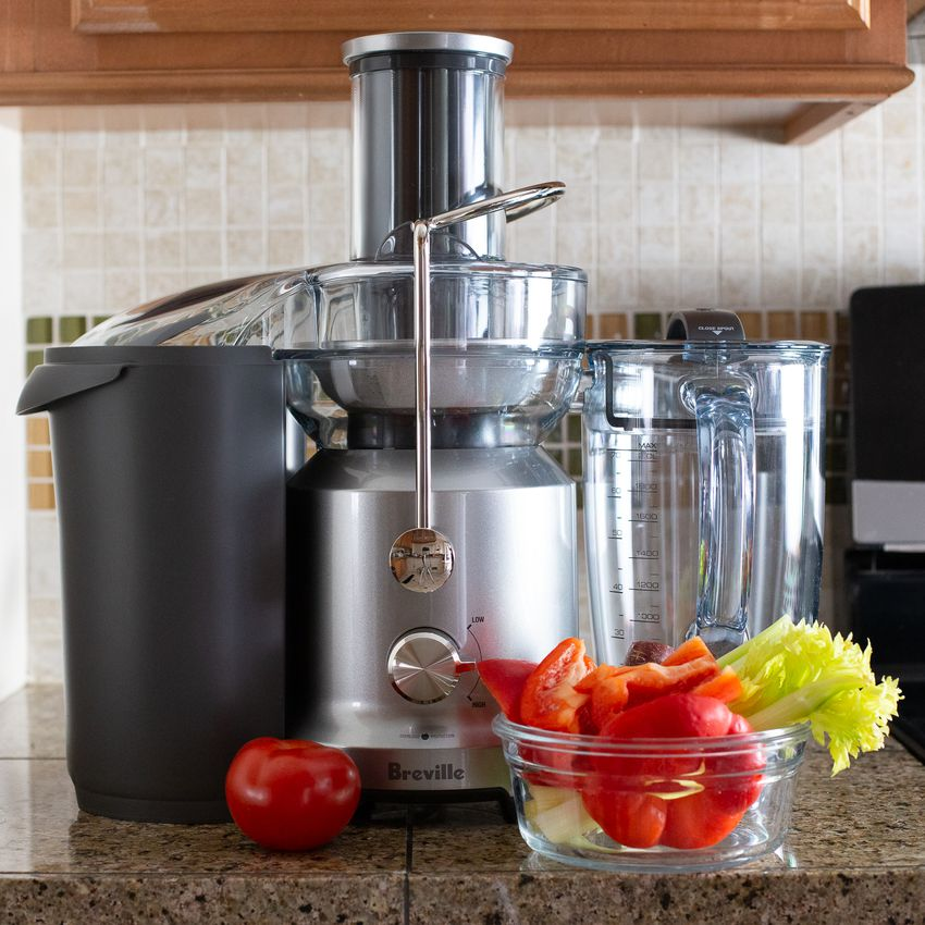 Breville Juice Fountain Cold Electric Juicer