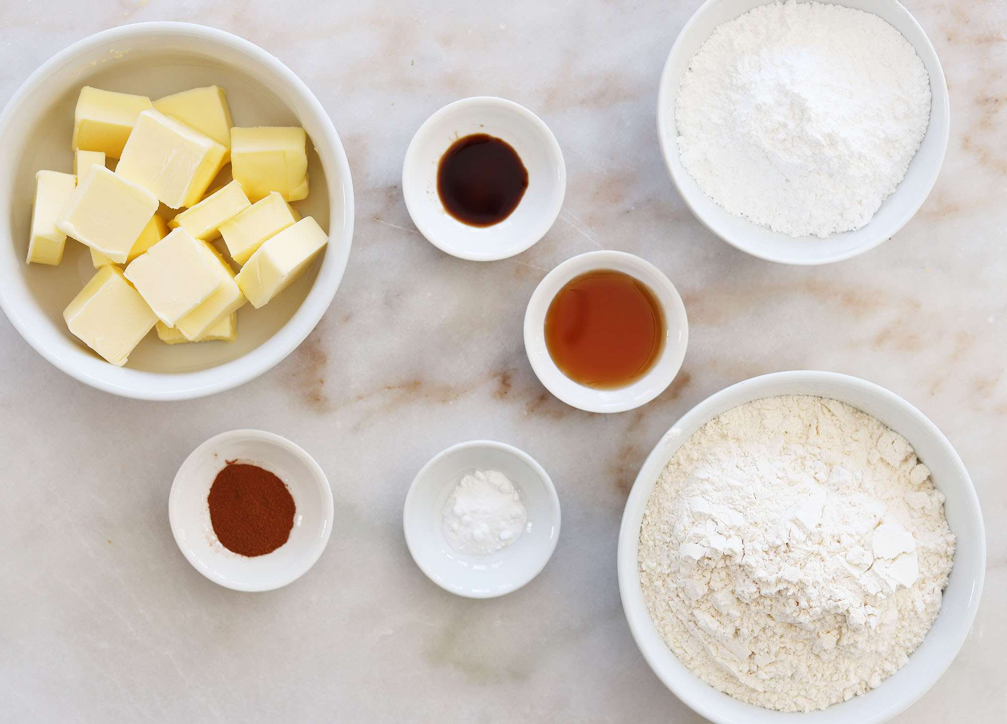 french toast cookie ingredients