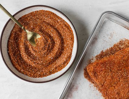 Authentic Texas-Style Brisket Dry Rub