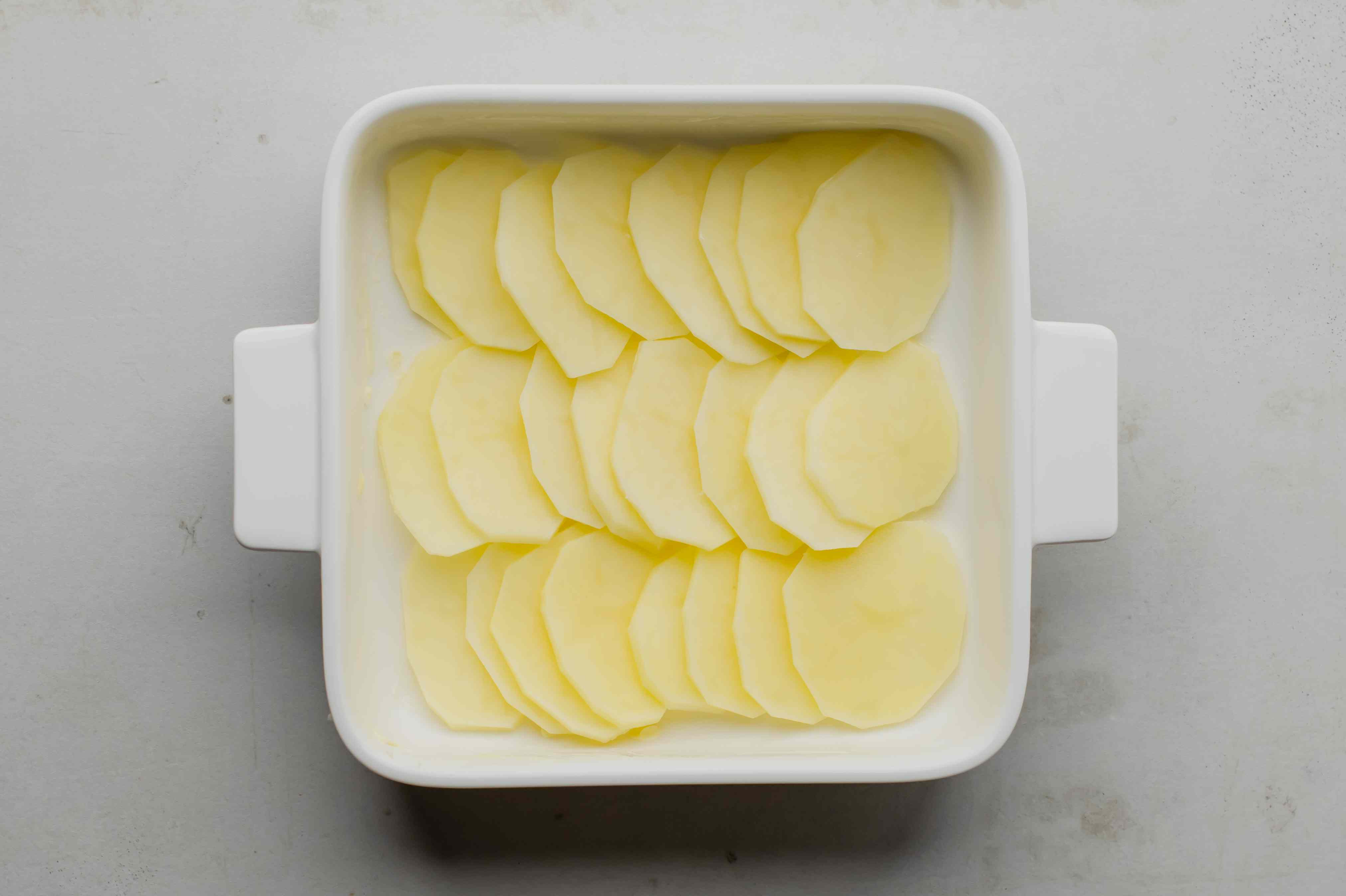 Layer potatoes