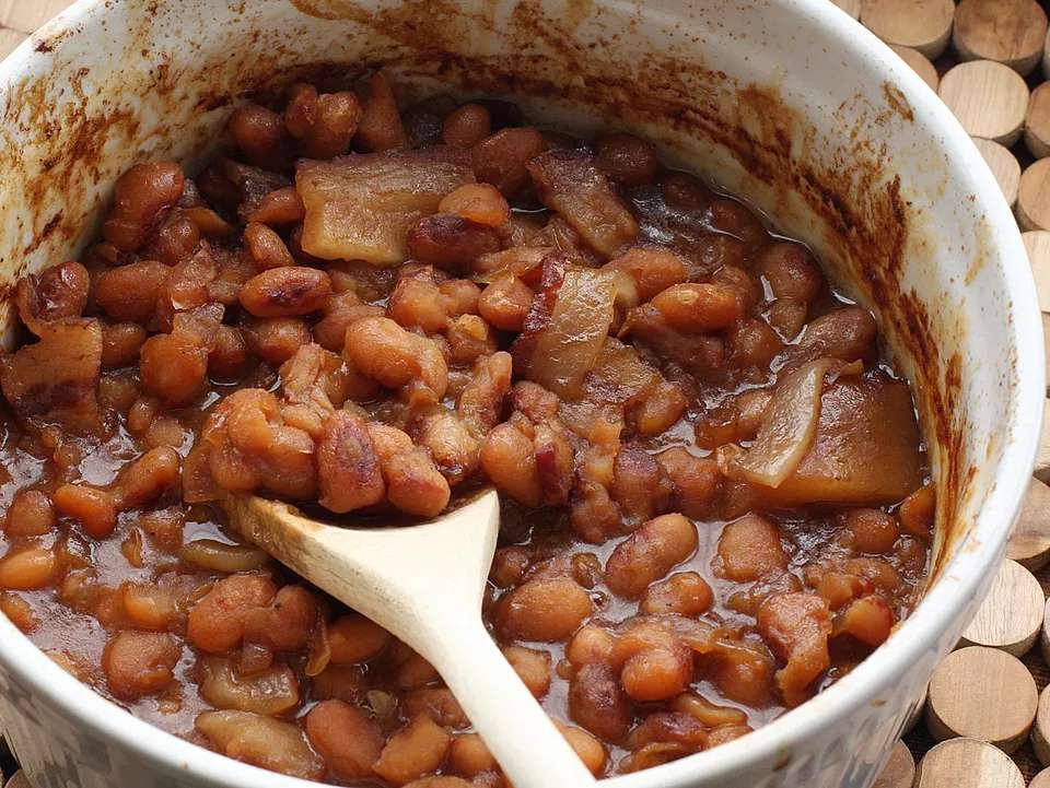 Country-Style Baked Beans