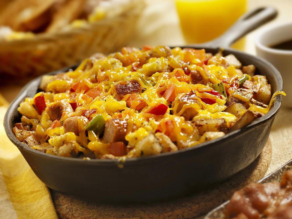 Southwest Crock Pot Breakfast