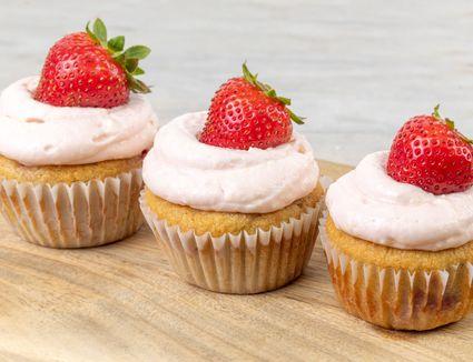 Strawberry Whipped Cream