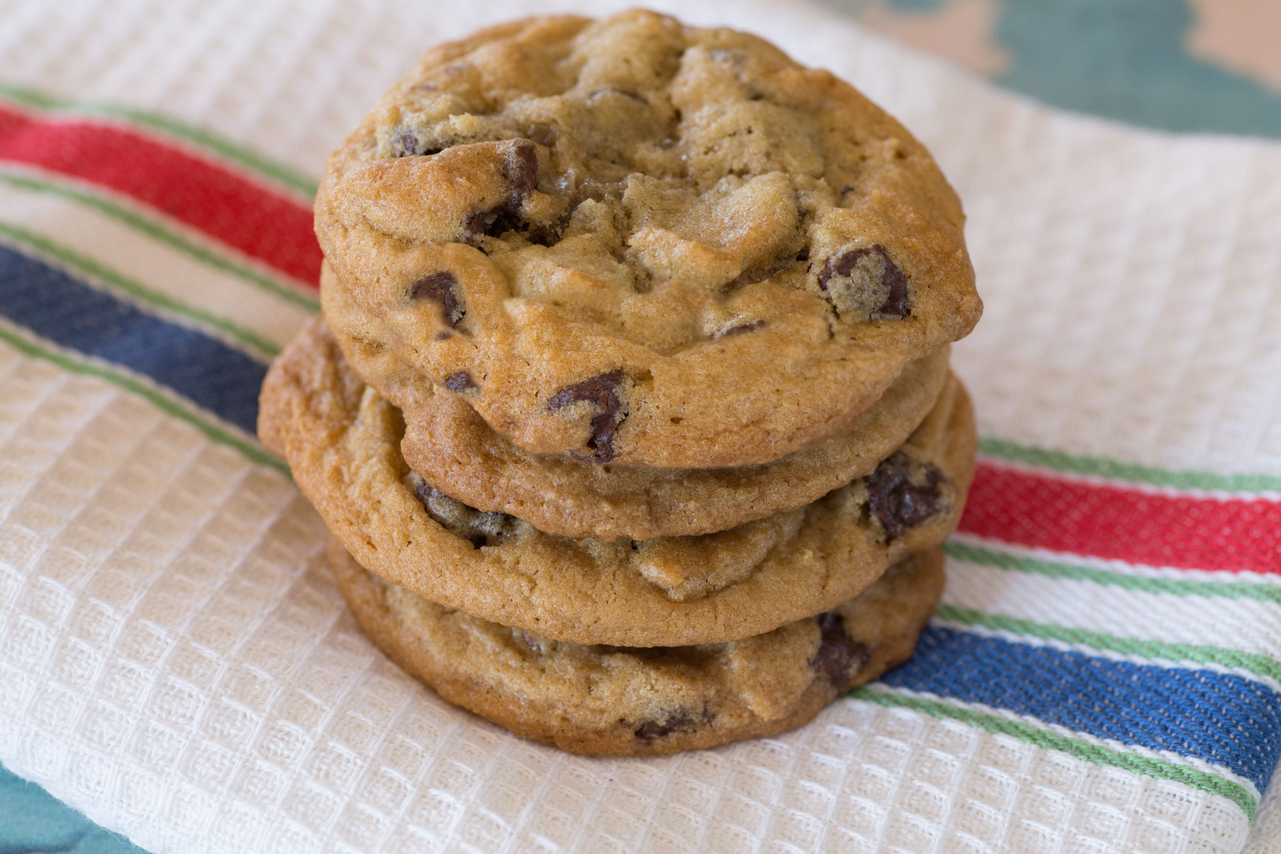 Toll House Chocolate Chip Cookies Carbs