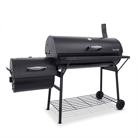Char Broil American Gourmet Deluxe Offset Smoker