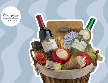 Wine Gift Baskets Composite