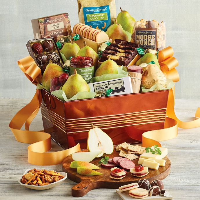 The 11 Best Gift Baskets Of 2021