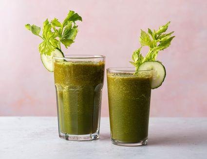 Vegetable Smoothie