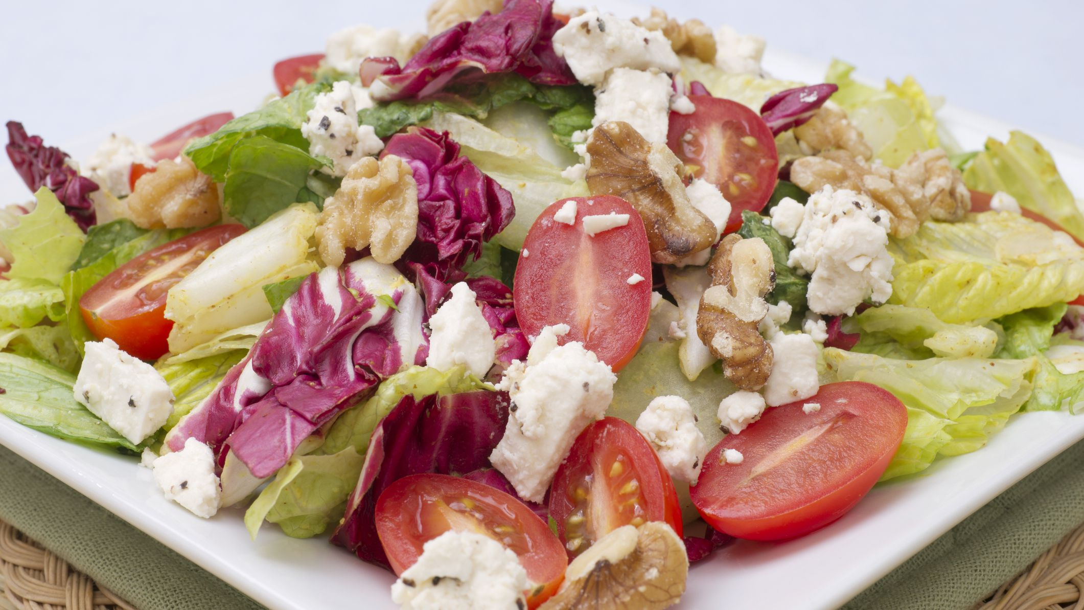 How To Make Perfect Tossed Green Salads