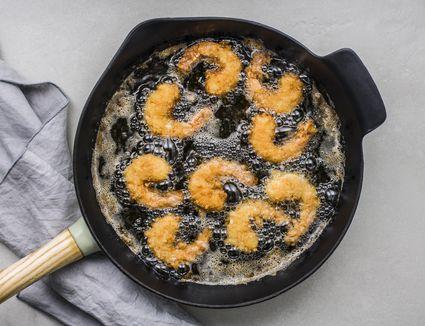 Panko-Fried Shrimp Recipe