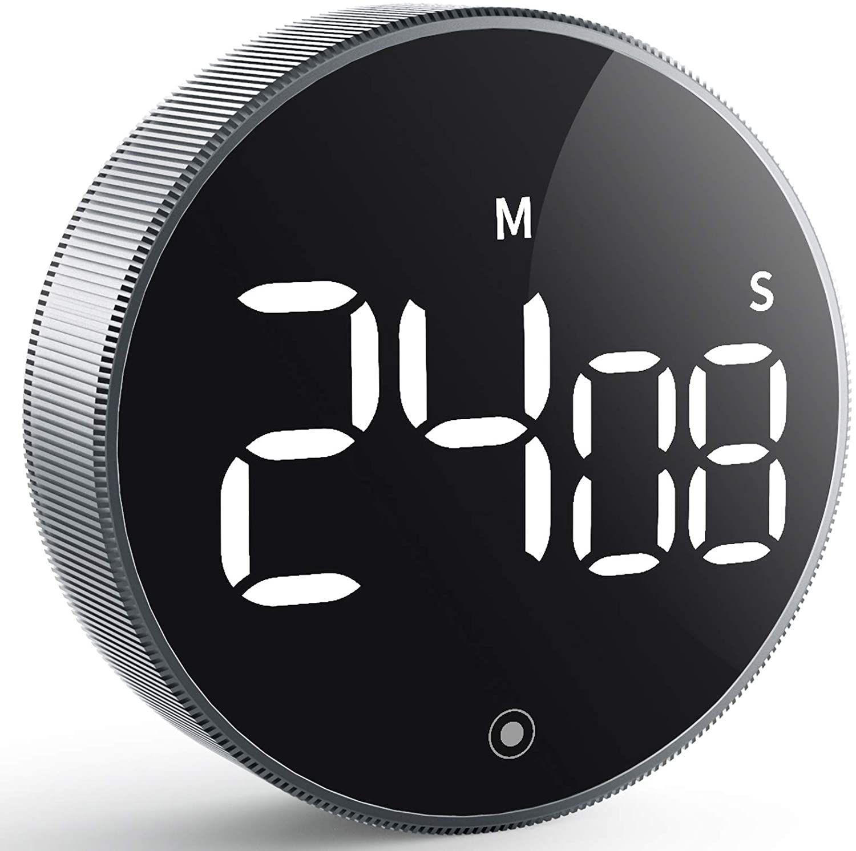 OVEKI Magnetic Countdown LED Digital Timer