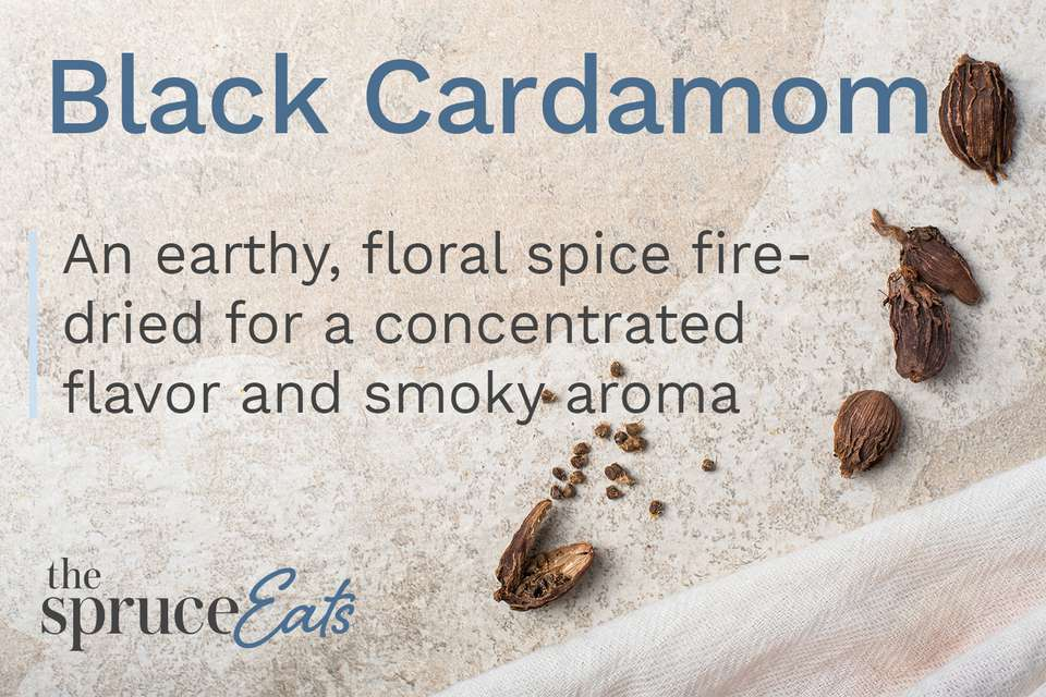 what is black cardamom