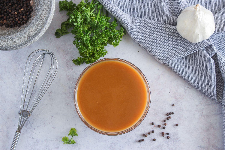 Espagnole Basic Brown Sauce Recipe