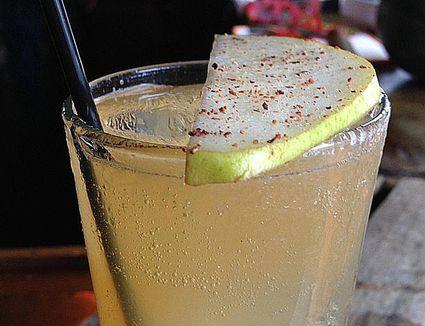 Pear Spiced Sailor Cocktail (Jonny Cimone's Pear Naked Sailor)