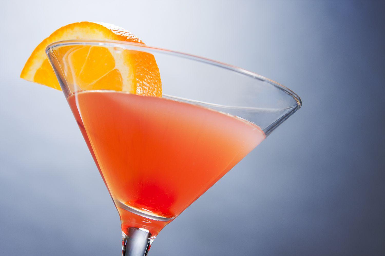 Strawberry Martini (aka Victoria's Secret Cocktail)