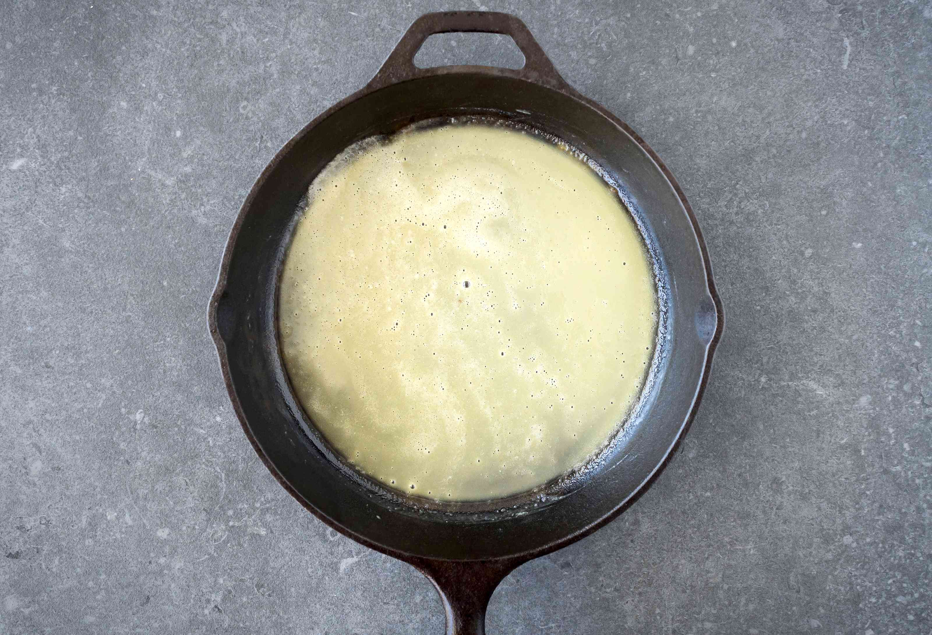 Stir in mixture