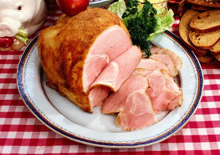 the christmas ham sweden - Swedish Christmas Food