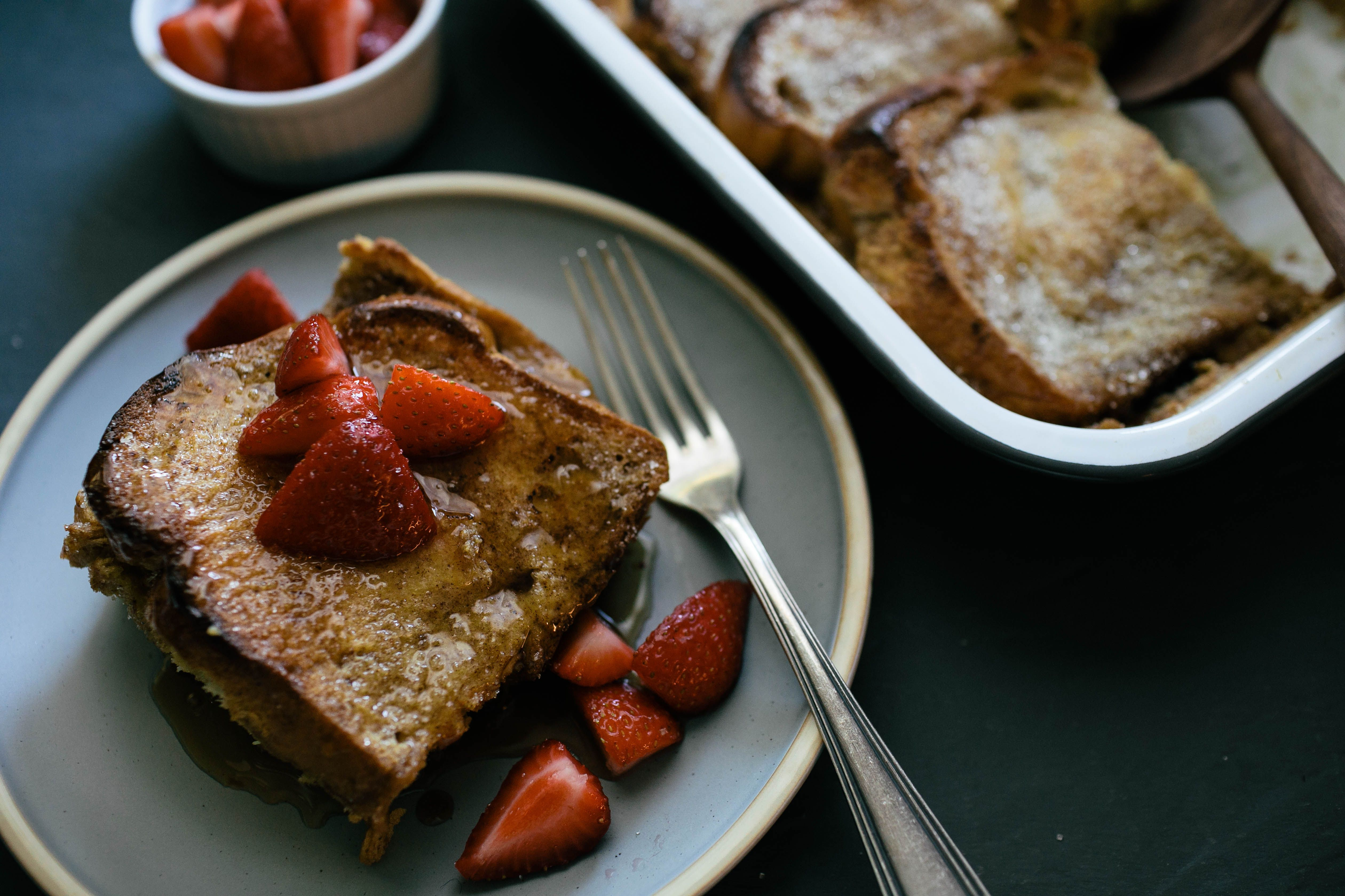 Try This Crème Brûlée French Toast Recipe
