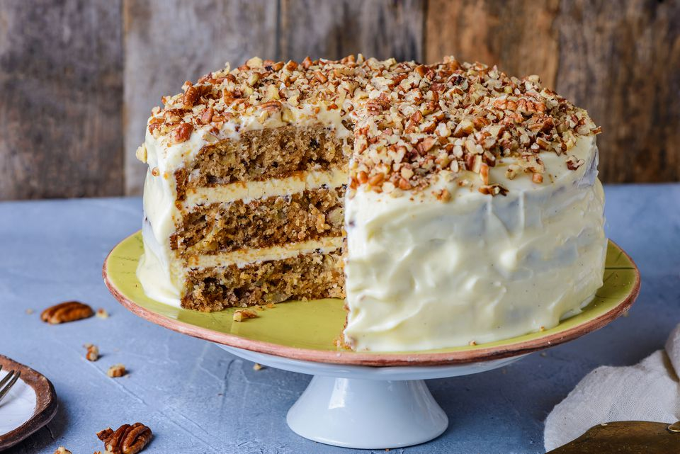 Classic hummingbird cake recipe