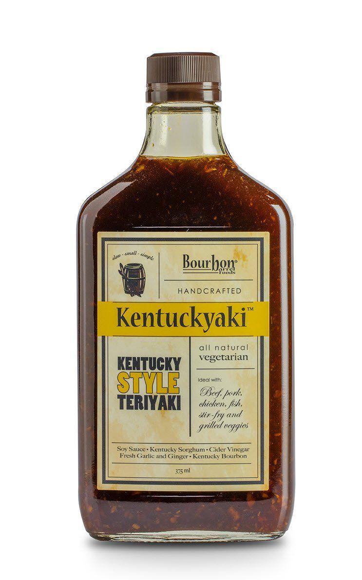 Bourbon Barrel Kentuckyaki Sauce